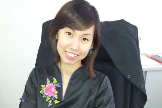 Grace Ng - Recruitment Manager, EPS