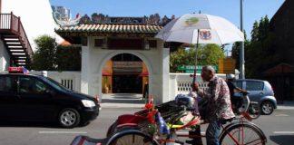 A Trishaw Maker of Penang