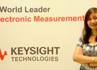 Cynthi Kiru - Corporate Relations Program Manager, Keysight Technologies