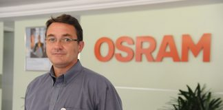 Dr.David Lacey - Research and Development Director, Osram