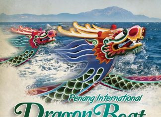 Penang International Dragon Boat Festival 2015