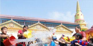 Penang Songkran Festival 2016