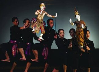 The Thai Classical Small Puppet Theatre