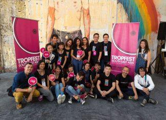 Tropfest South East Asia 2015
